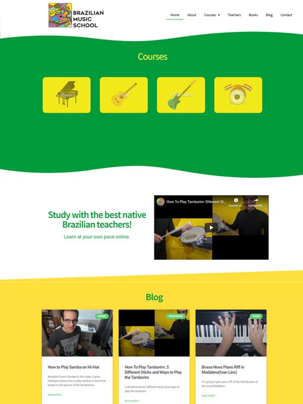 BRAZILIAN MUSIC SCHOOL